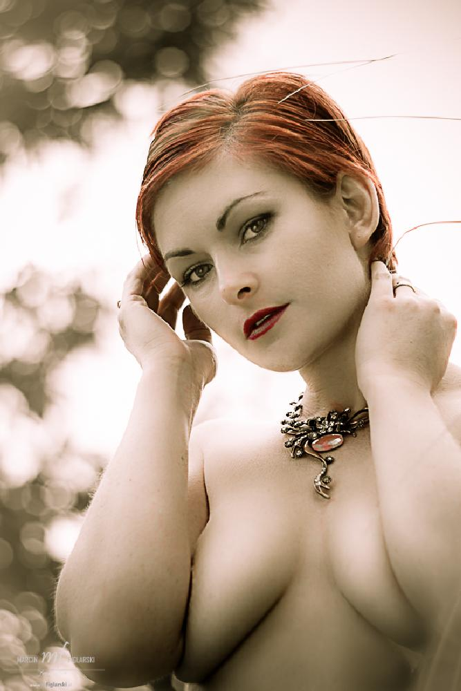 Photo in Portrait #autumn #sensual #portrait