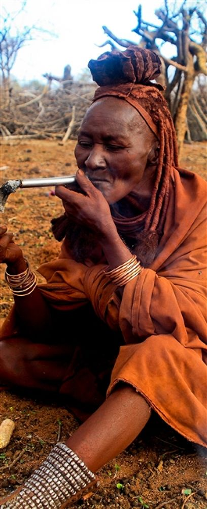 Photo in Random #old #woman #himba