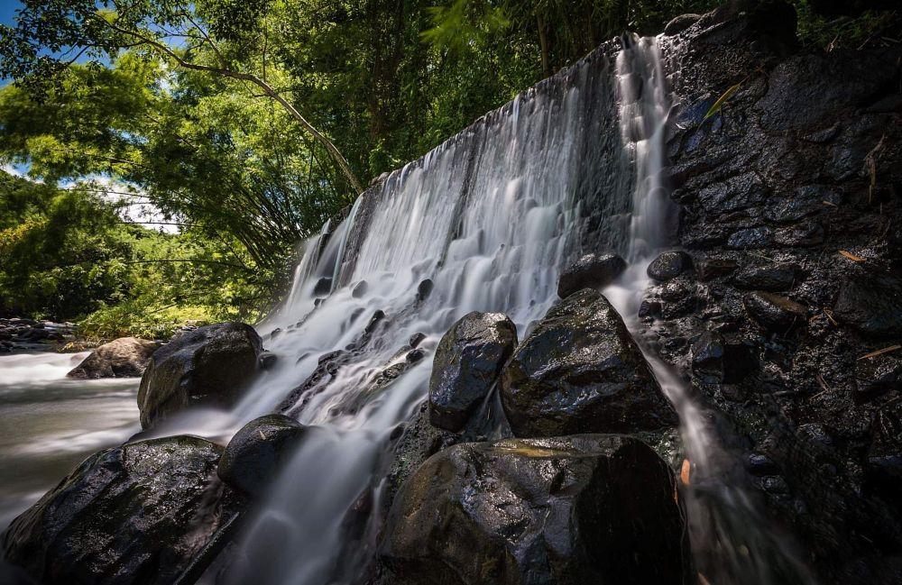 Photo in Nature #chutes d'eau #cascades #nature #rochers #pose longue #long expo #promenade #forêt #tranquillité #eau potable