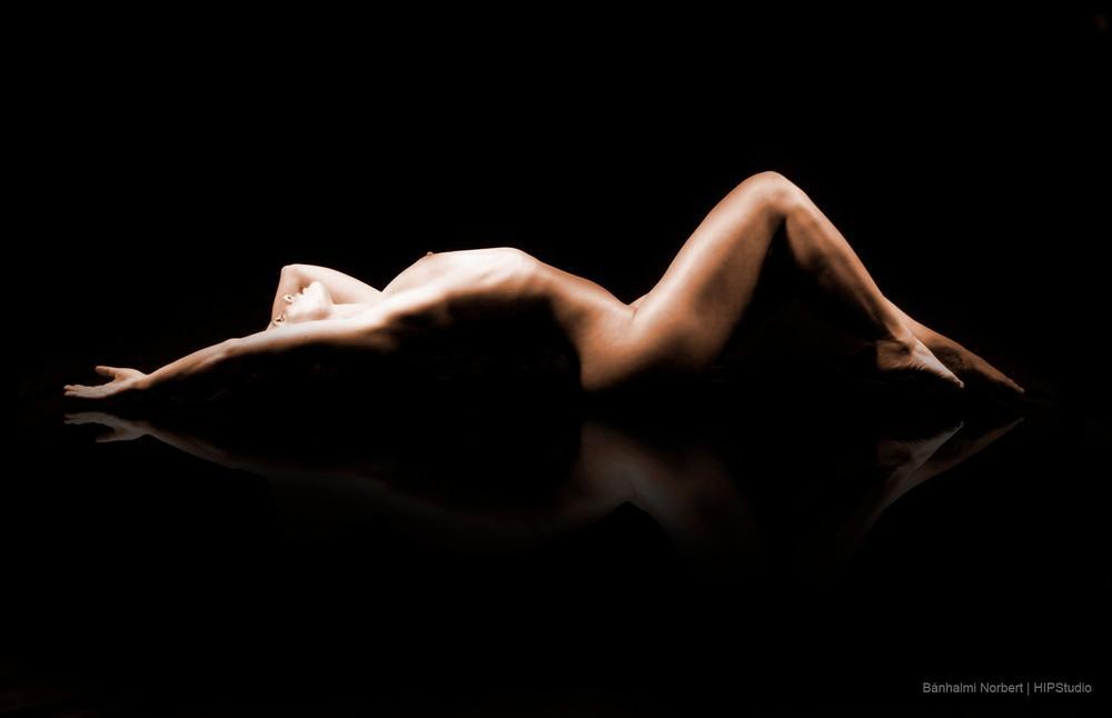 Photo in Nude #nude art #bánhalmi norbert
