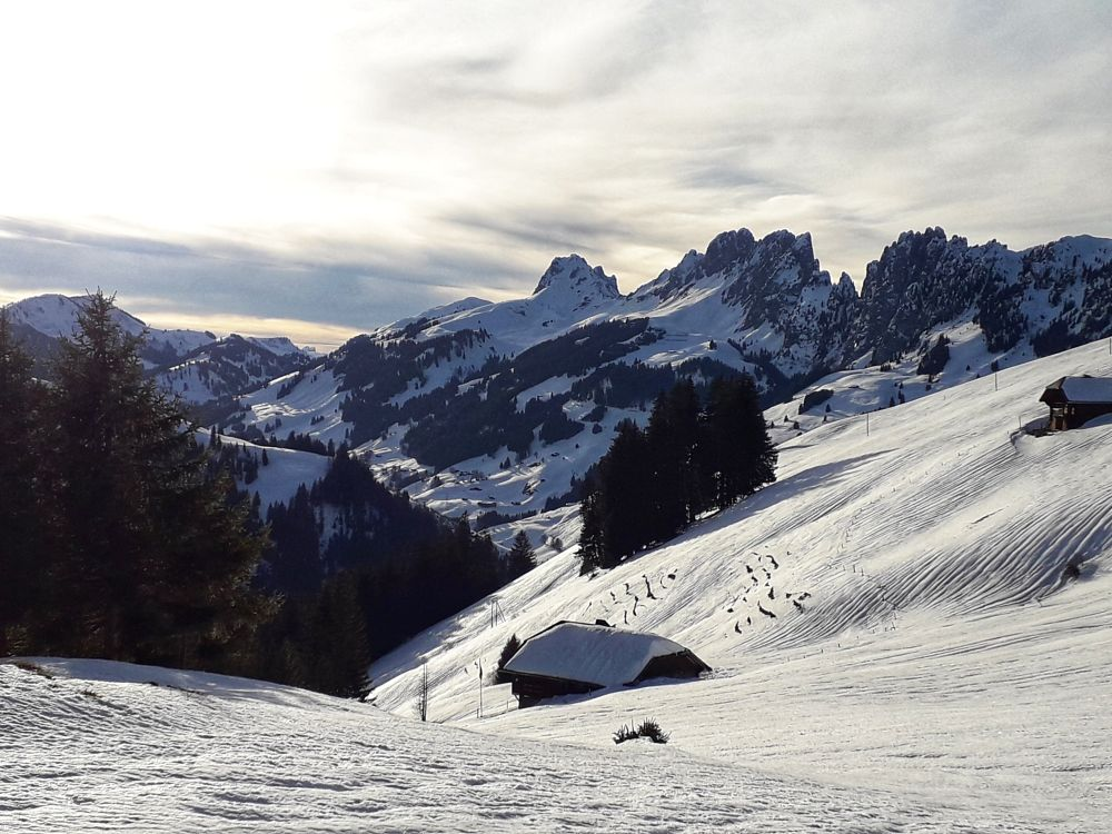 Photo in Landscape #snowshoeing #snow #winter #nature #mountain #photo #discover
