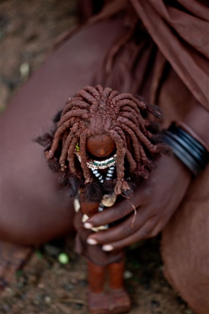 Photo in Random #himba #doll