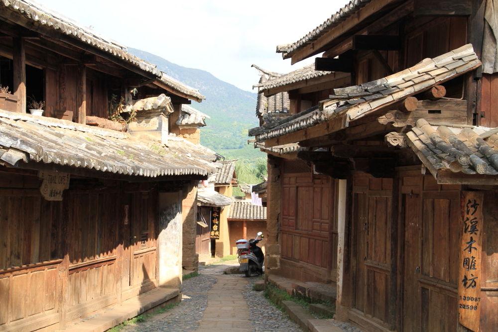 Photo in Random #yunnan - shaxi town - by laowa