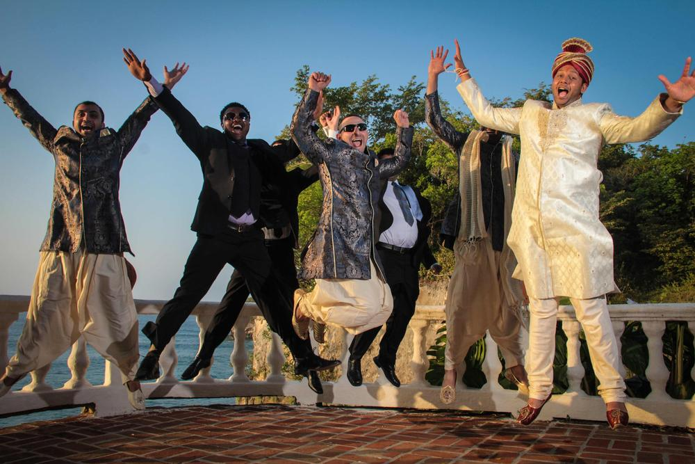 Photo in Wedding #the jump of navin #balaji palace #felix corona