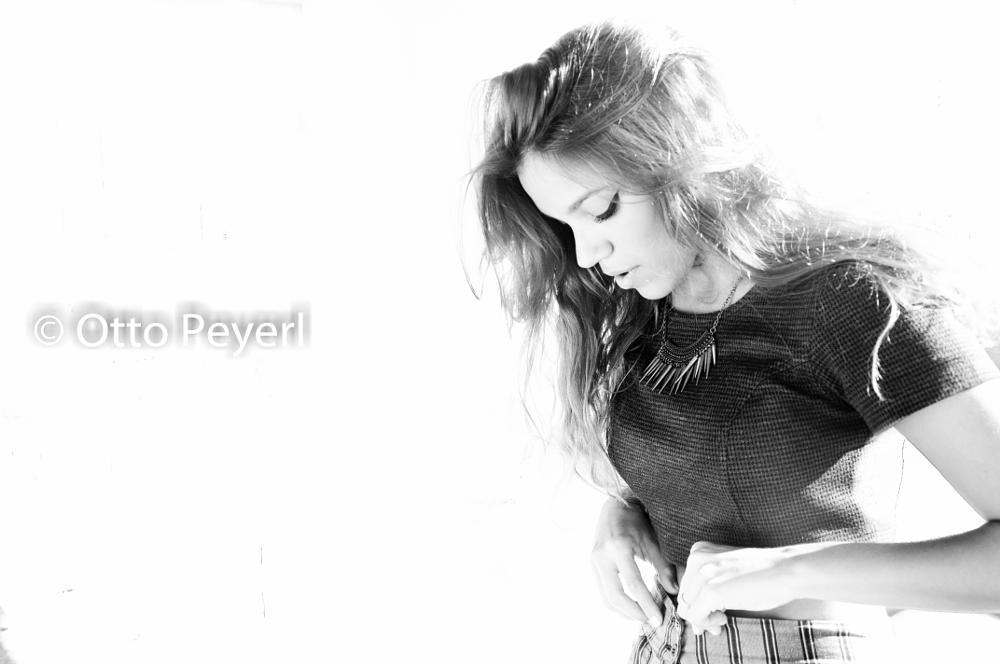Photo in Black and White #portrait #beauty #woman #black&white