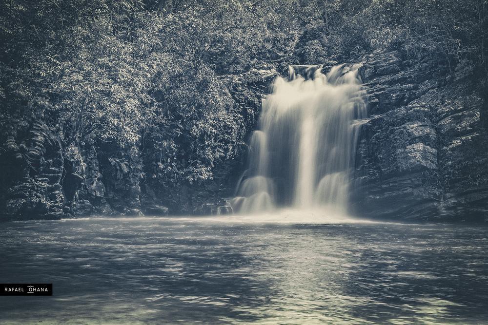 Photo in Nature #cachoeira #waterfall #water