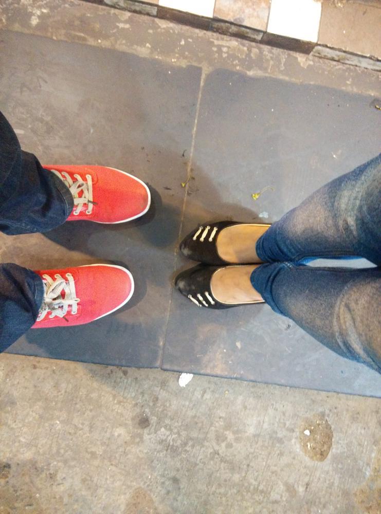 Photo in Random #boy #girl #shoes