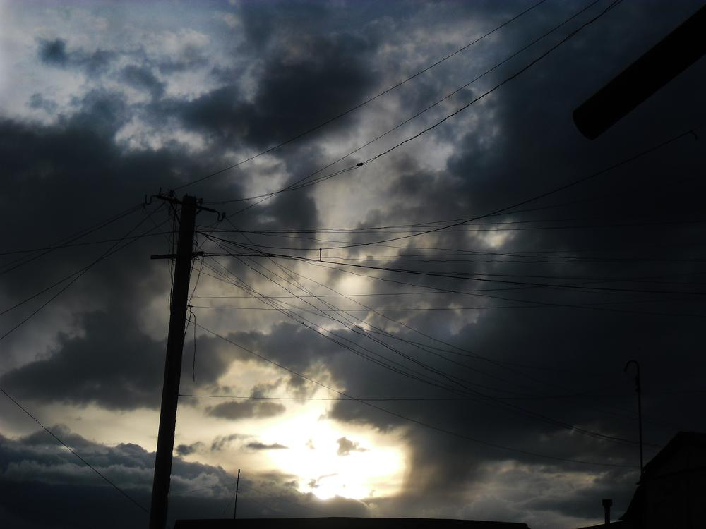 Photo in Random #cloud #clouds #sky #nature #d3100 #nikon d3100 #nikon