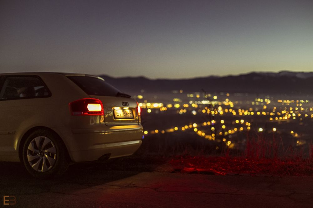 Photo in Random #city #audi #a3 #lights