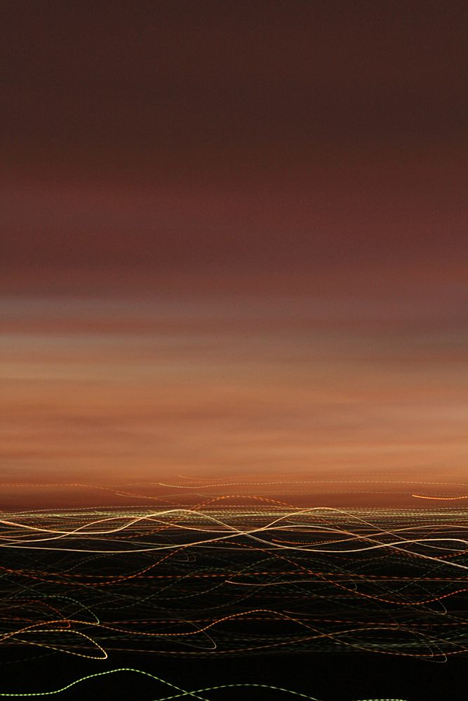 Photo in Abstract #sunset #long exposure