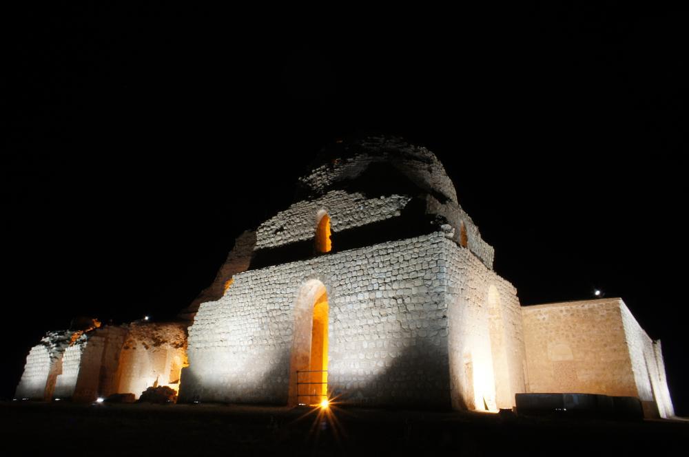 Photo in Architecture #visitcontest #sasanian palace #shiraz ancient palace