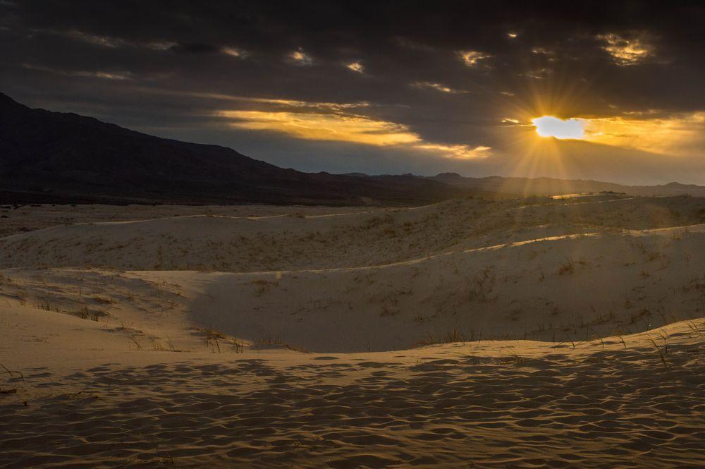 Photo in Landscape #desert #sunset #sand dunes #mojave