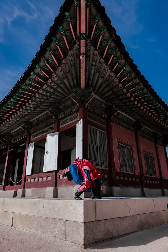 Photo in Random #hanbok #seoul