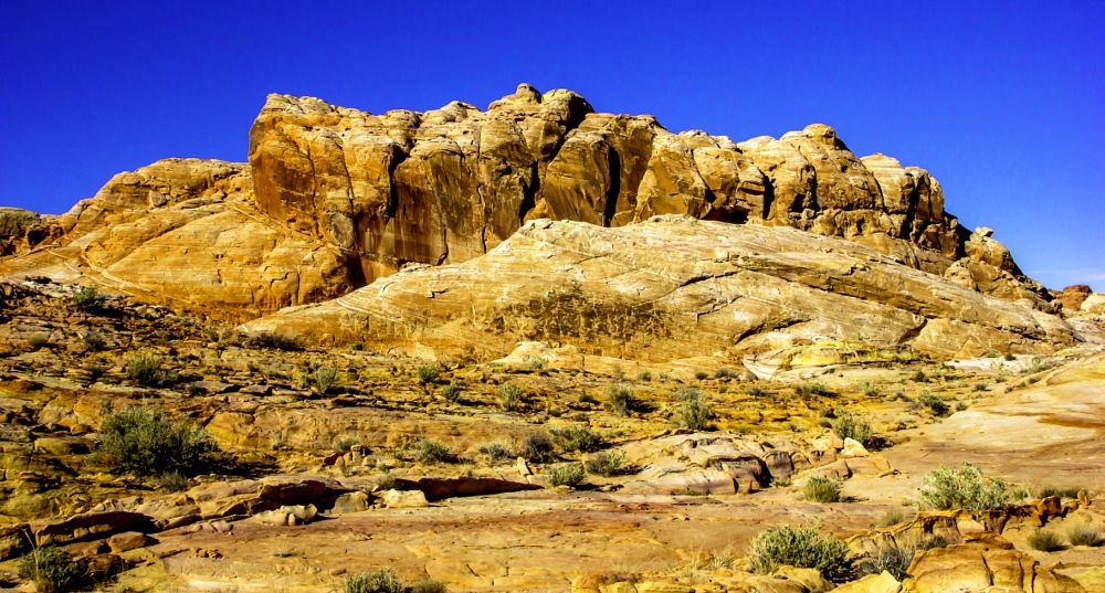 Photo in Nature #valley of fire #valley #mountain #rock #red rock #desert
