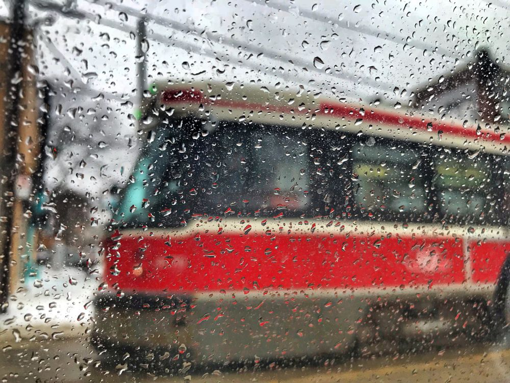 Photo in Street Photography #transport #rain