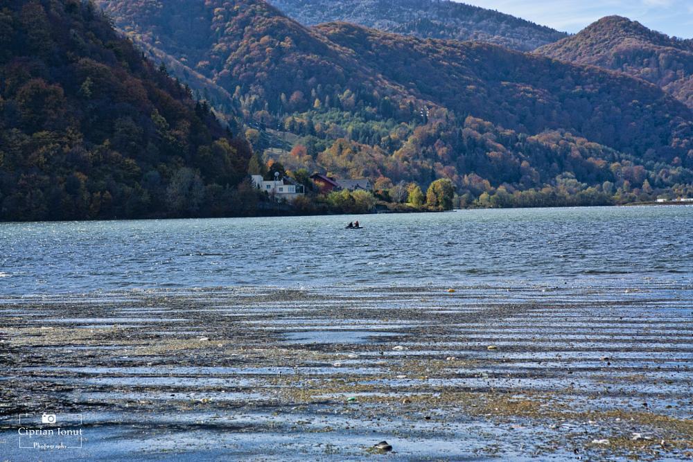 Photo in Landscape #lake #nature #romania #forest