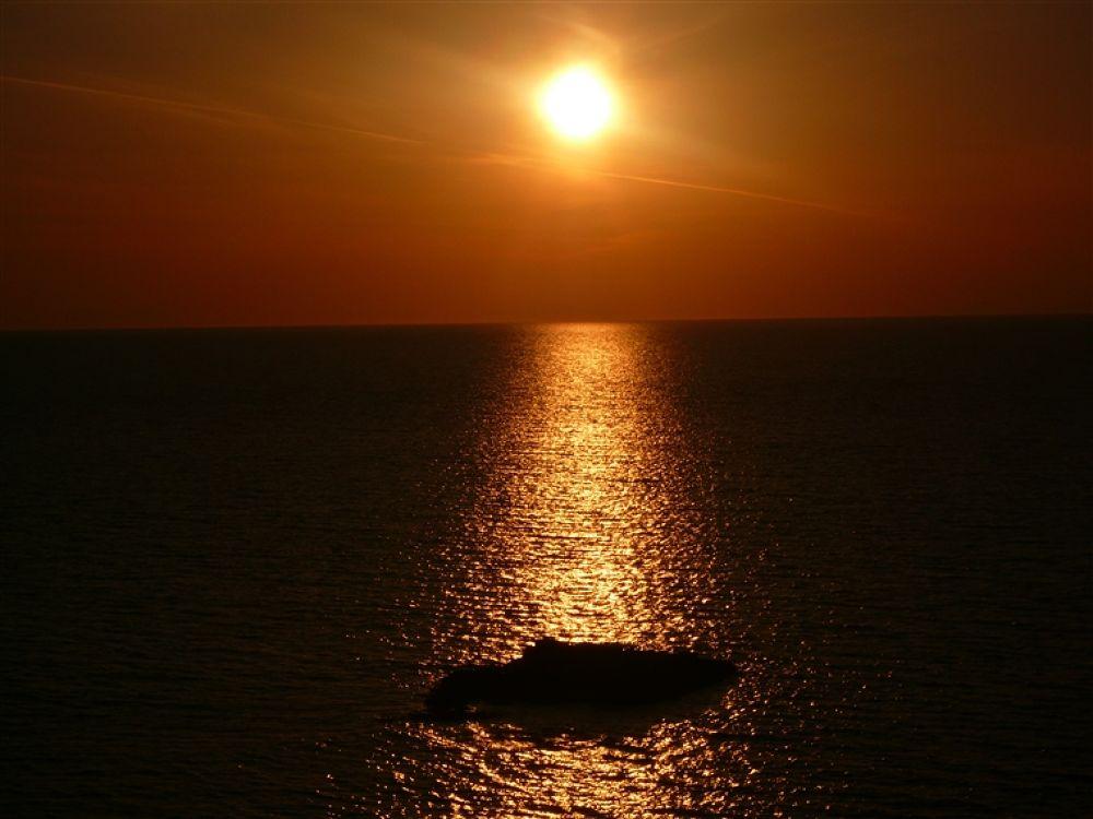 Photo in Random #island #- #tzia #sunsets