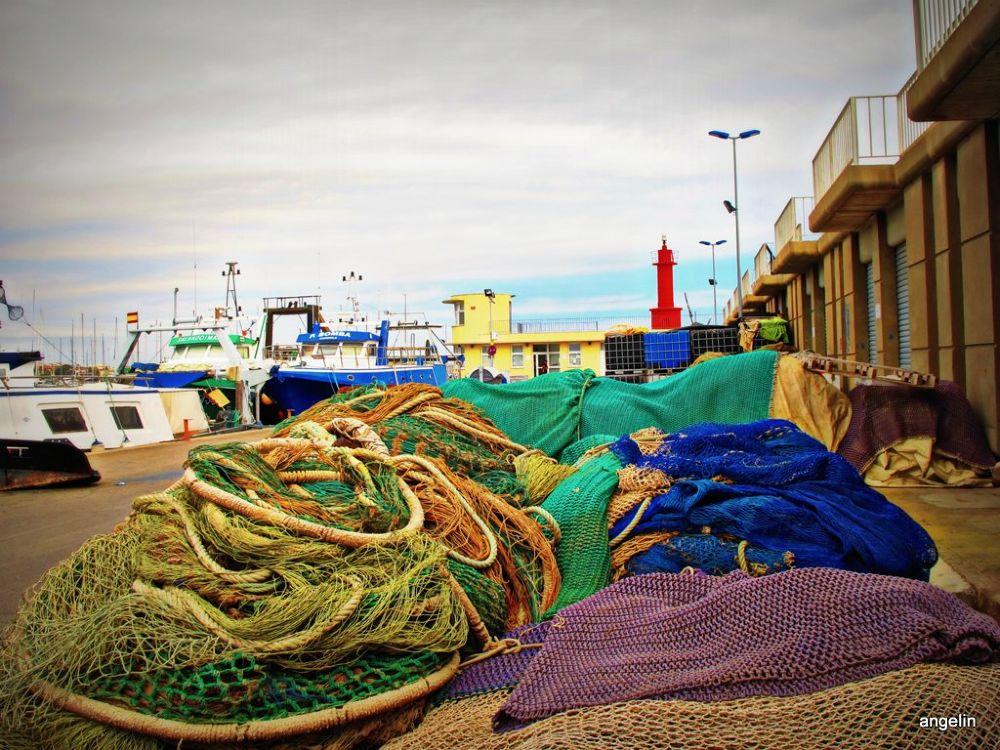 Photo in Random #cambrils puerto por angel garc