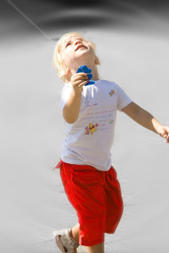 Photo in Random #kid #boy #balloon