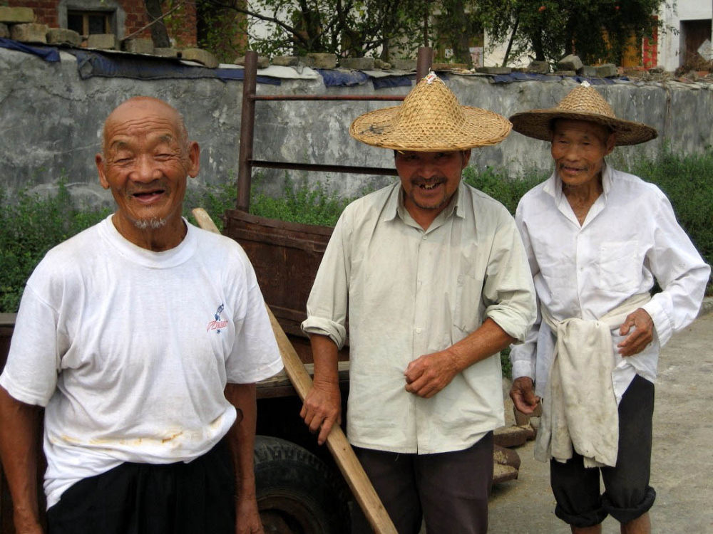 Photo in Random #zhejiang - cuzhou october 2006