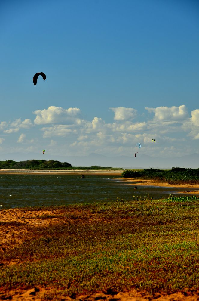 Photo in Random #beach #sport #brazil #praia #kitesurf #espirito santo