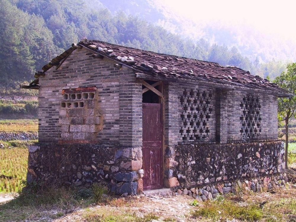 Photo in Random #zhejiang - countryside 2005 -