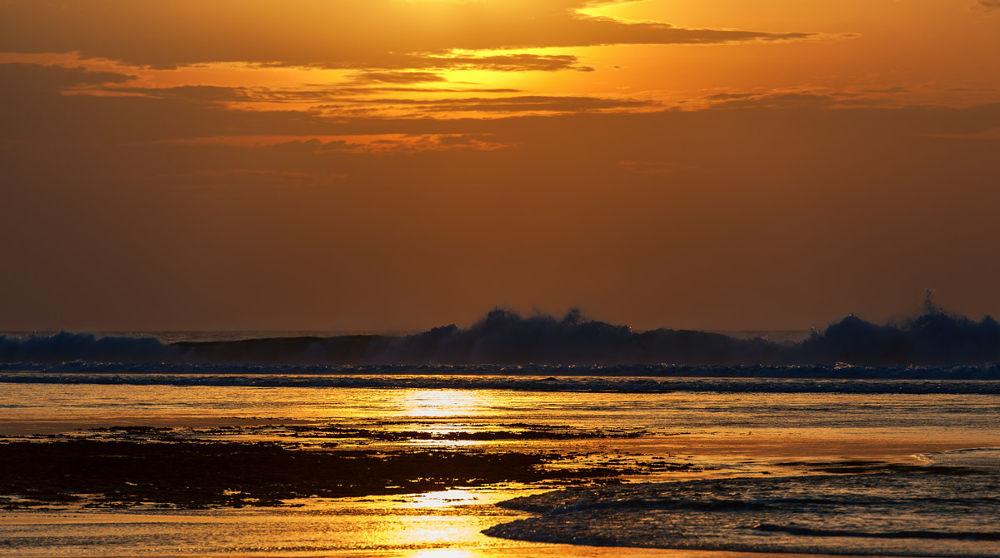 Photo in Landscape #nikon #bali #sky #indonesia #sunrise #nature #landscape #sun