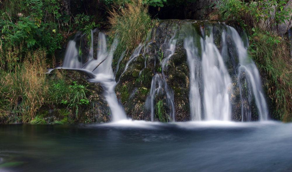 Photo in Landscape #water #waterfalls #rivers #croatien #una
