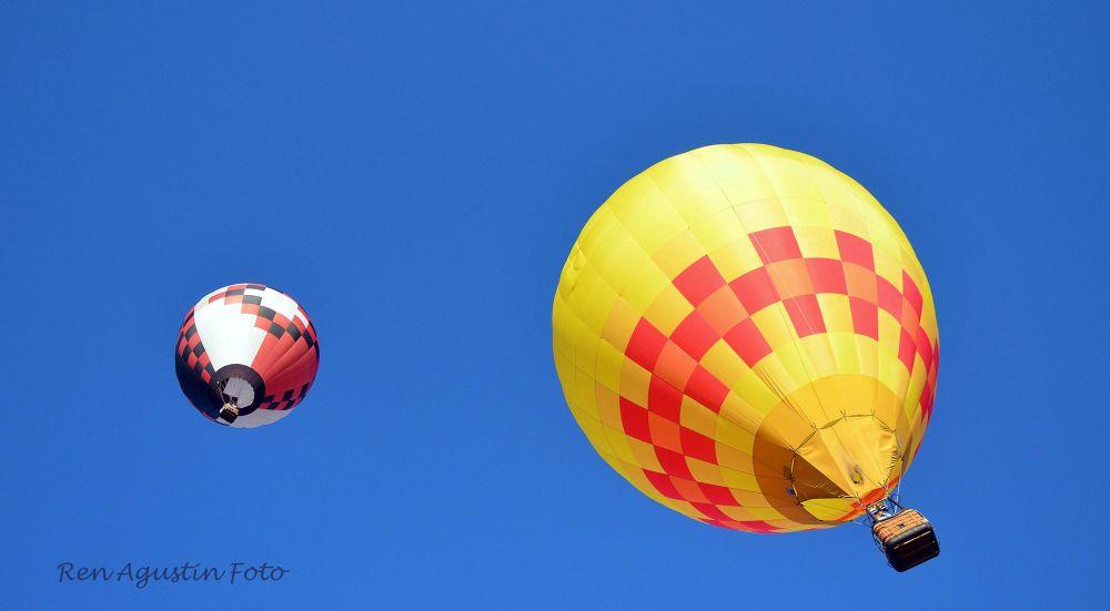 Photo in Random #sky #festival #balloon #events