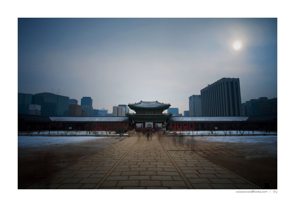 Photo in Random #palace #seoul #kyungbokgung #south korea