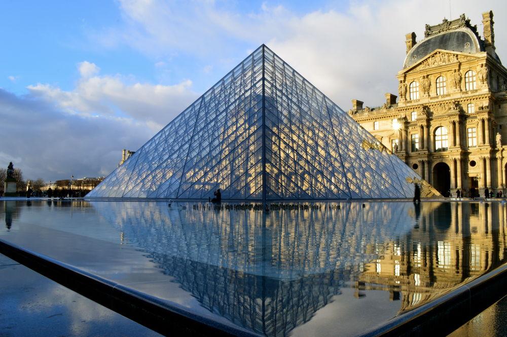 Photo in Architecture #paris #nikon #architecture #le louvre