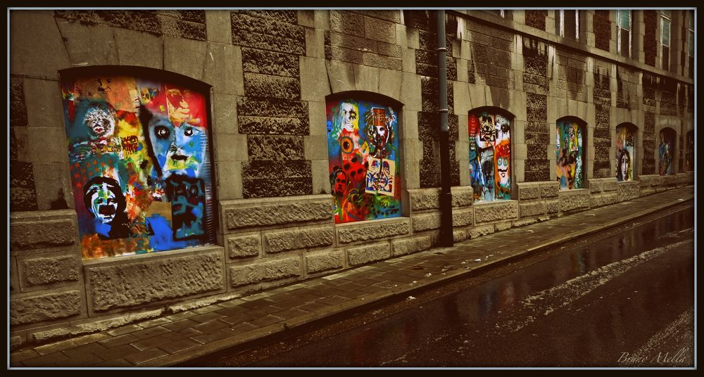 Photo in Random #street #city #picture #colours #belgium #tags #huy