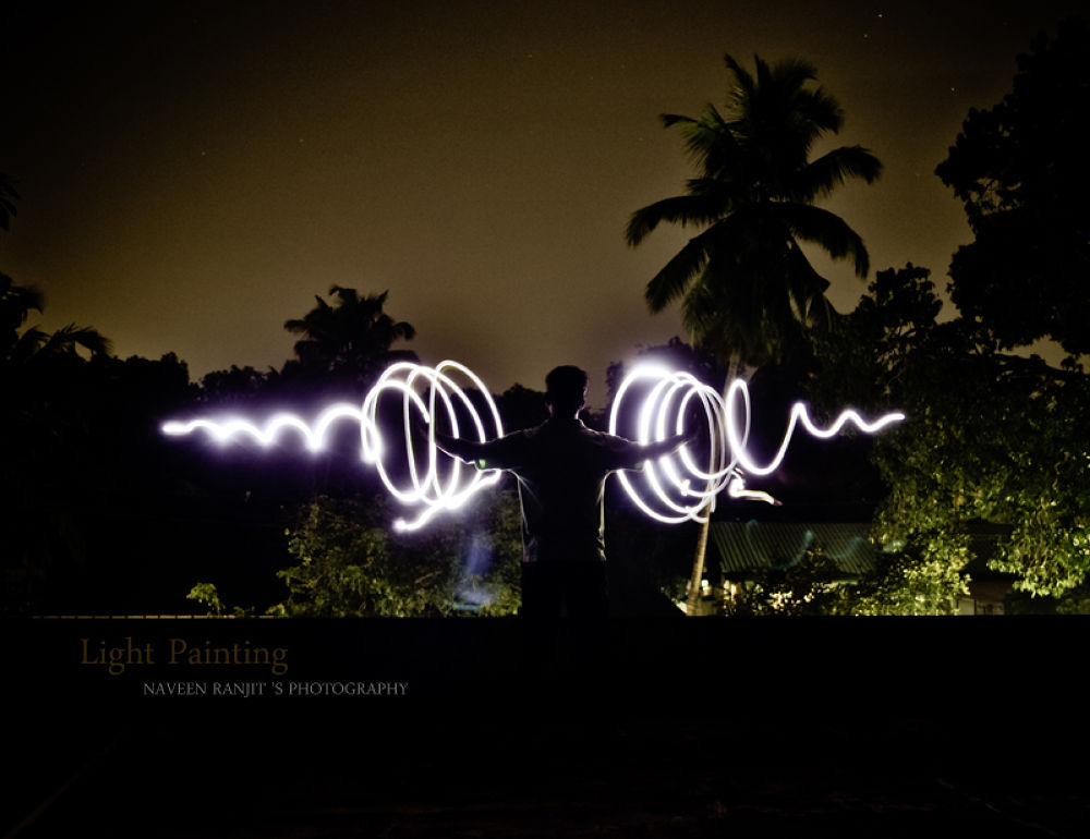 Photo in Random #painting #light #light painting #long time exposure