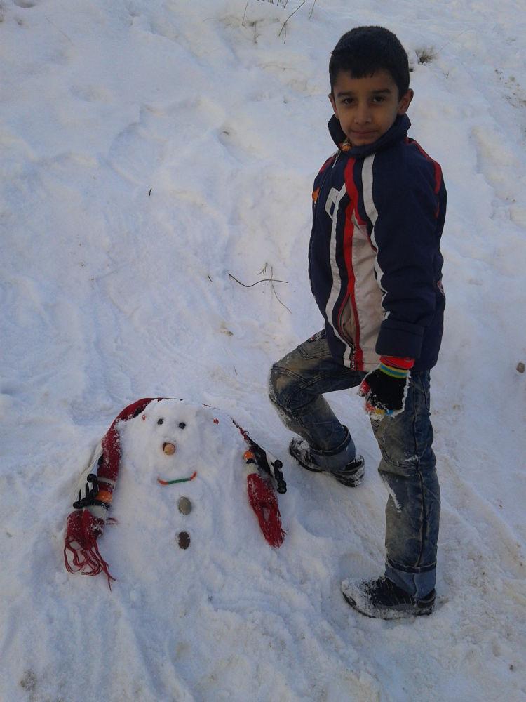 Photo in Portrait #winter #portrait