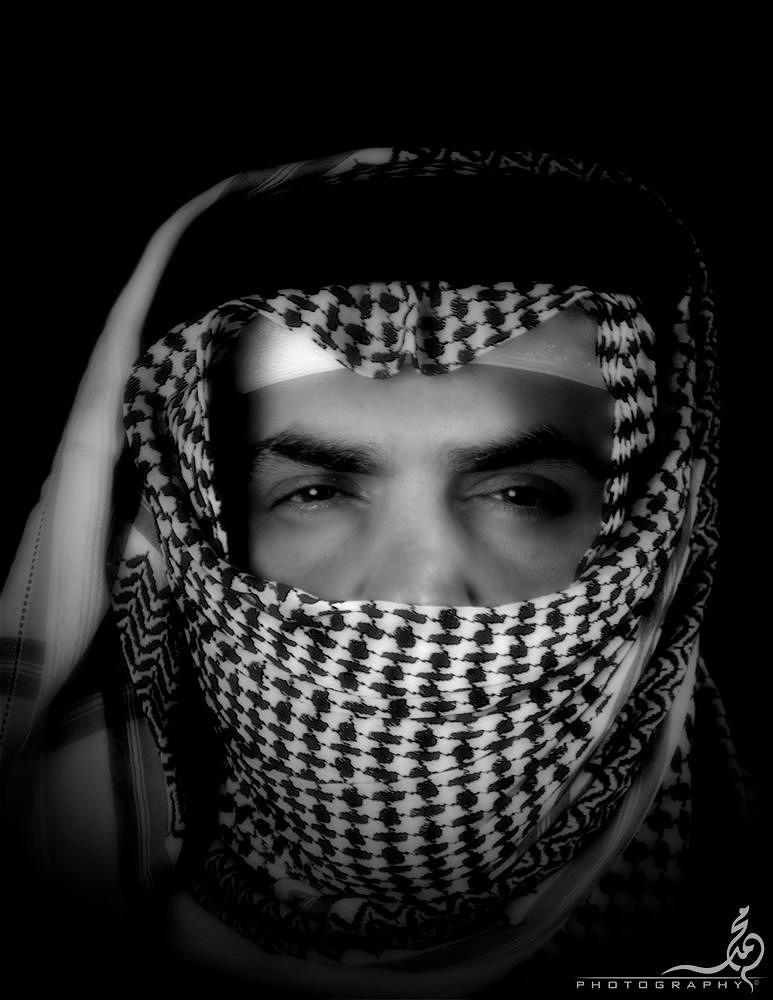 Photo in Random #saudi native shemagh nikon d70