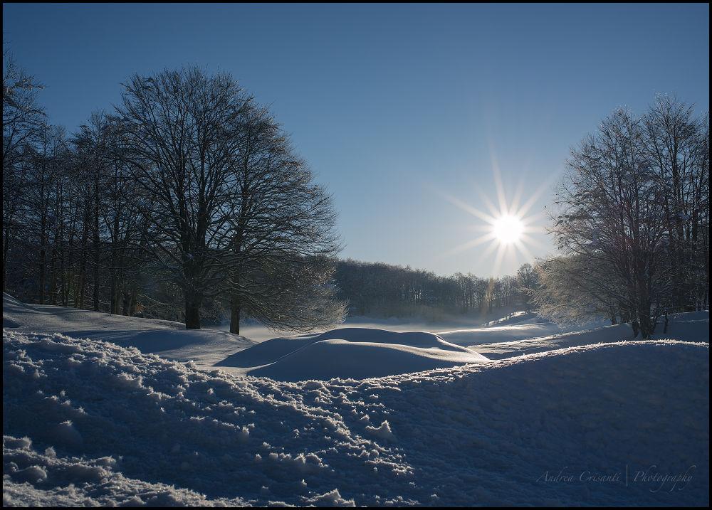 Photo in Landscape #winter #landscape #apennines