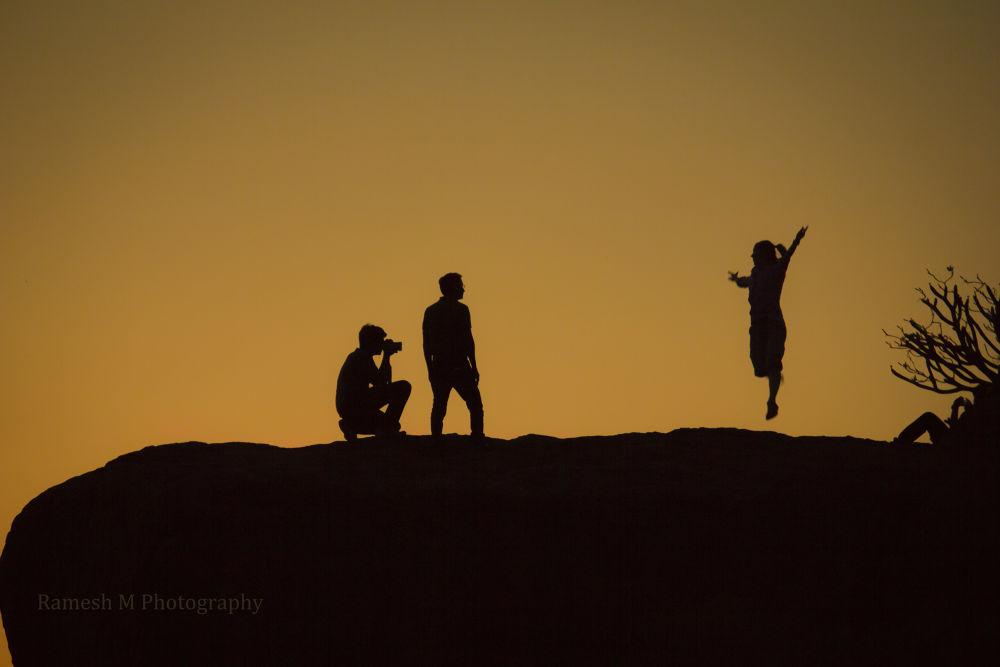 Photo in Landscape #sunrise #landscape #sunset #indian photography #silhouette shot