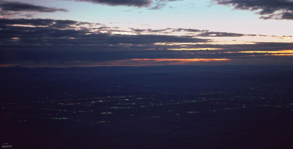 Photo in Random #albuquerque sunset