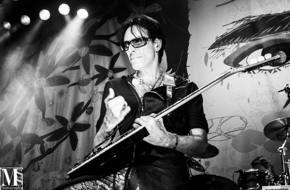 Photo in Black and White #portrait #black and white #mss-photography #steve vai