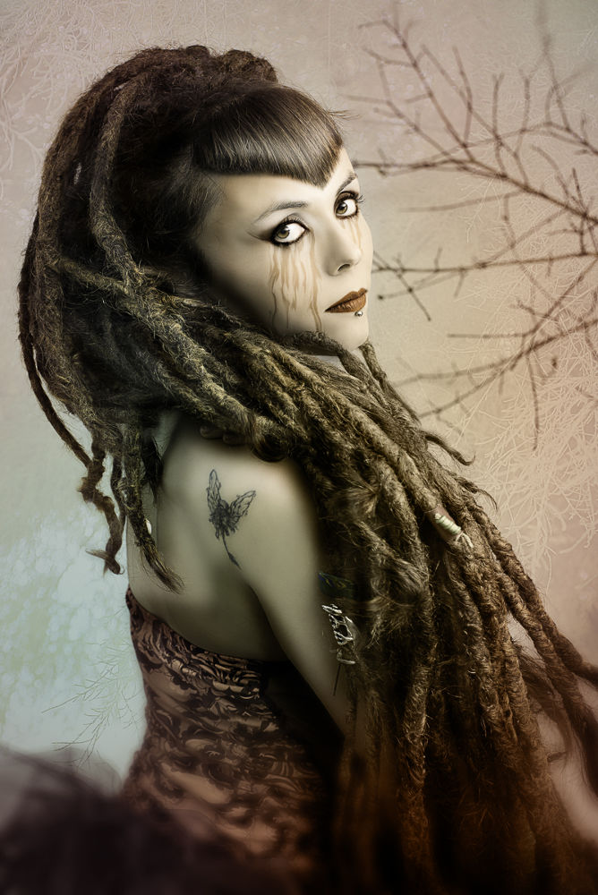 Photo in Fine Art #beautiful #woman #feeling #pain #soul #loneliness #sadness #imfstudio #sorry #regret #anxiety