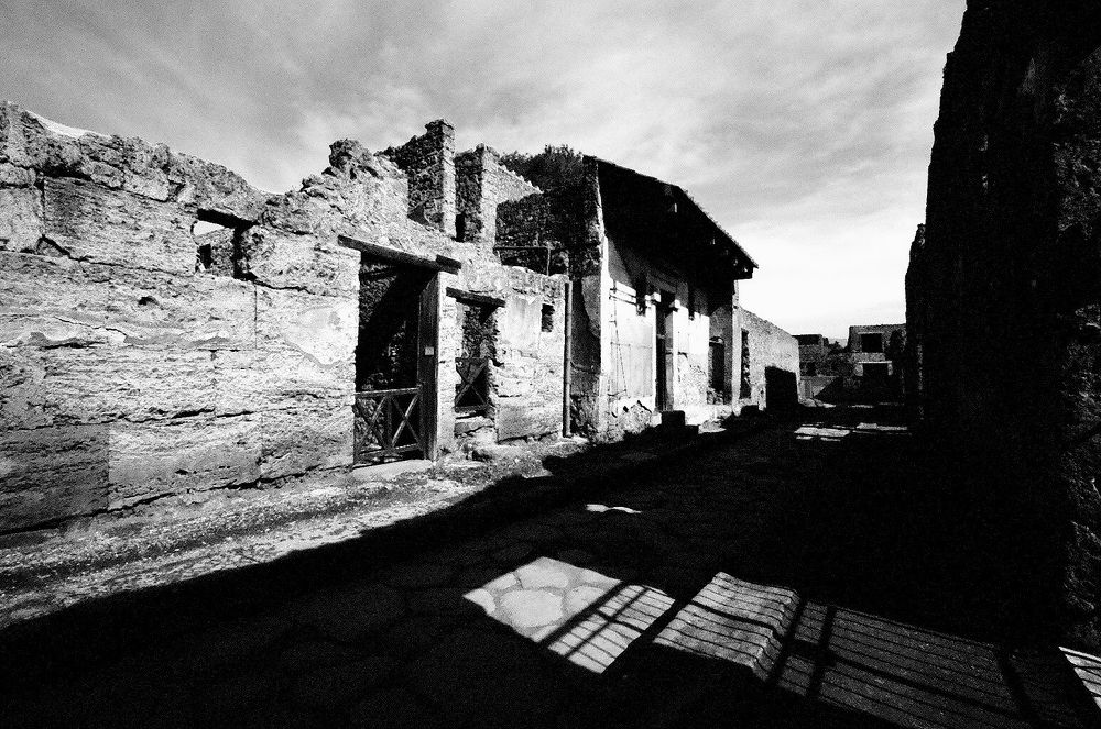 Photo in Random #pompei