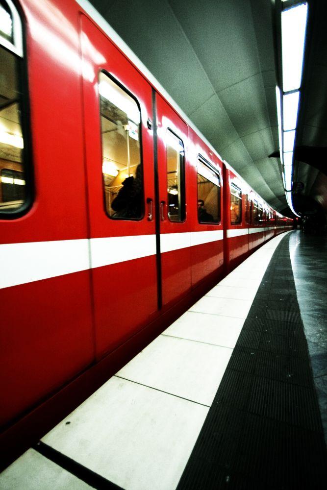 Photo in Urban #metrô #underground #tube #urban #subway