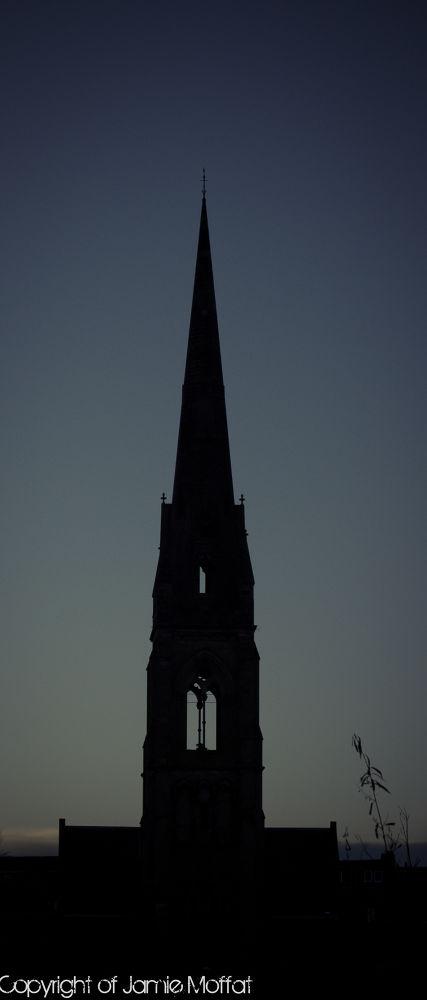 Photo in Random #church #light #low #cañón #scotland #uk #god #550d #perth