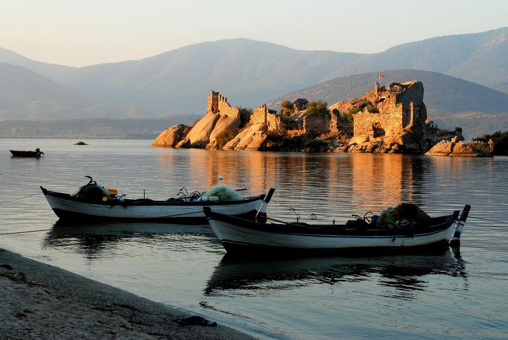 Photo in Random #türkiye #bafa gölü #tarihi yerler #historical places #aydın