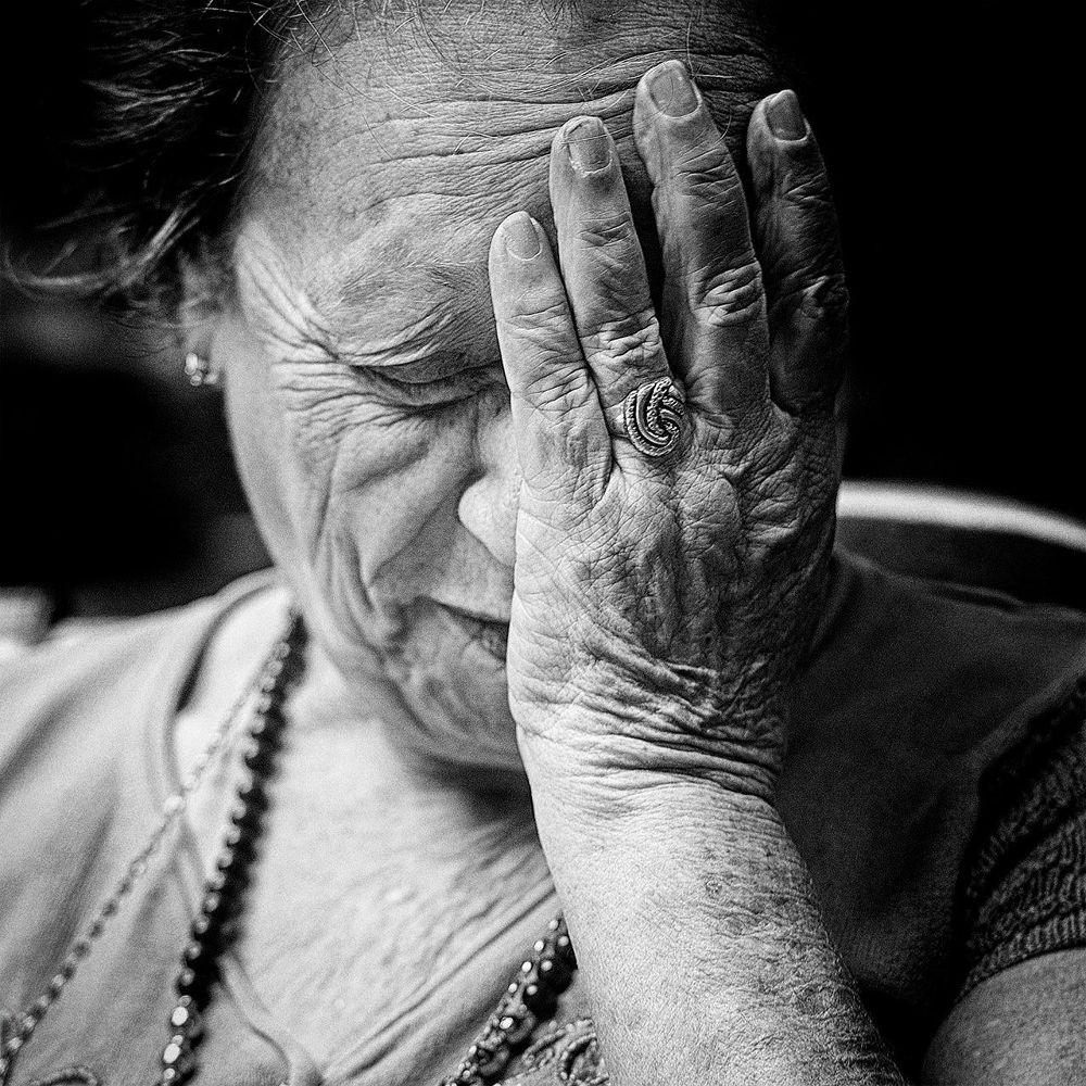 Photo in Portrait #woman #great #face #portrait #mother #femme #grand mère