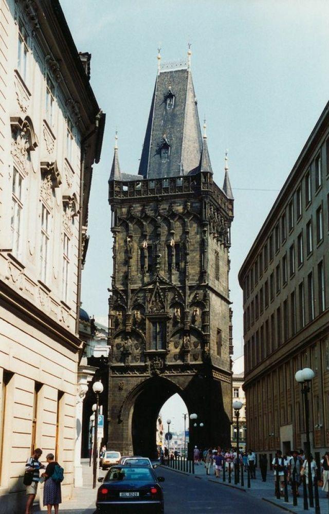 Photo in Random #czech republic praha 1994 - by