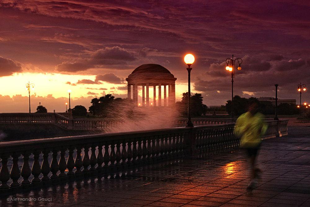 Photo in Random #toscana #tramonto #alessando gauci #livorno #terrazza mascagni #leghorn #fine-art