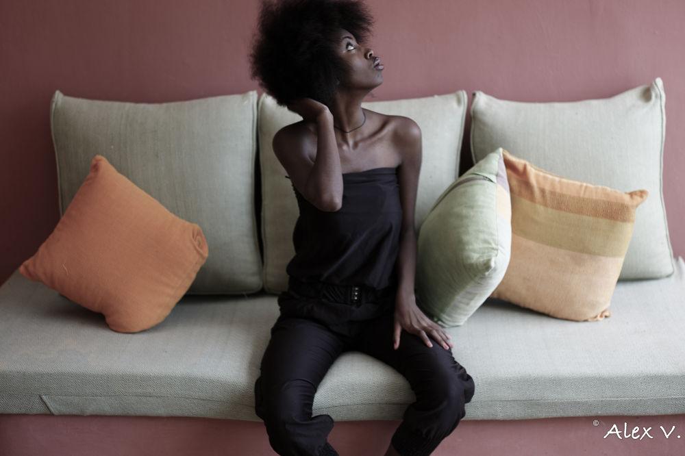 Photo in Fashion #fashion #kal #modele #ethiopie #beautee #langano #mannequin