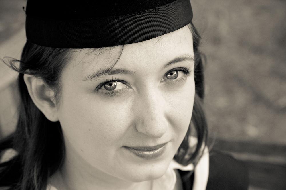 Photo in Portrait #london #university #portrait #sepia #graduation #female #ucl