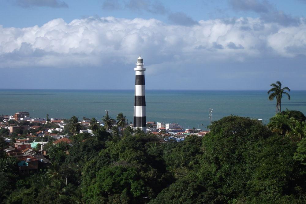 Photo in Random #brazil #brasil #pernambuco #farol de olinda #olinda #alto da se